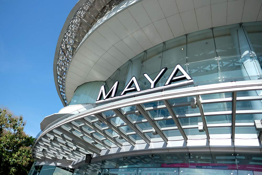 Maya shopping mall