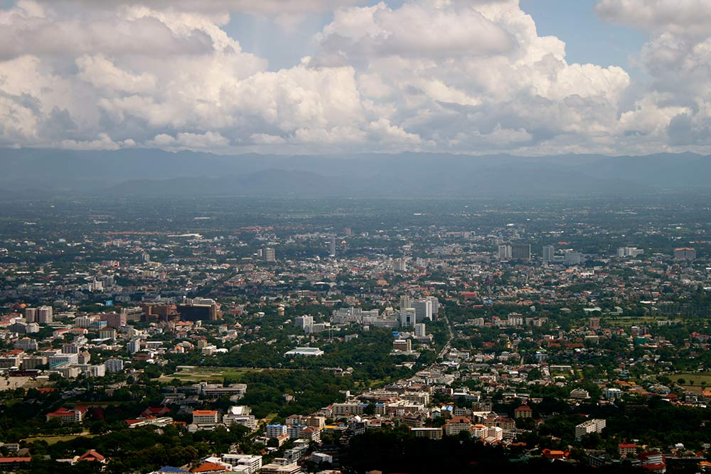 Where To Go In Chiang Mai - Doi Suteph mountain